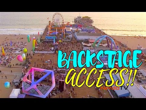 SANTA MONICA PIER TWILIGHT CONCERT SERIES IN 4K