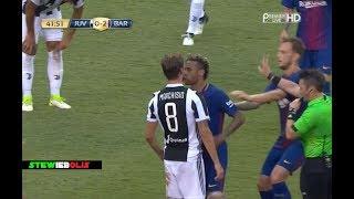 Neymar Jr Fights Claudio Marchisio ● Barcelona Vs Juventus 2-1 ● 1080i HD #Neymar #Juventus #Barca