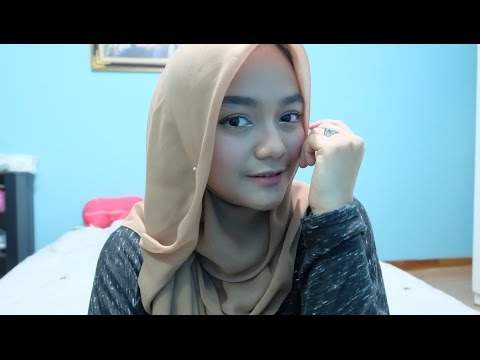 Tutorial Hijab Simple  [Bahasa] | Rafchannisa
