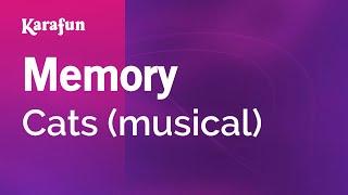 Karaoke Memory - Cats *