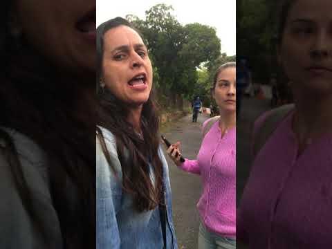 Deputado Estadual Do PSOL Paulo Ramos intimidando protetoras na integra