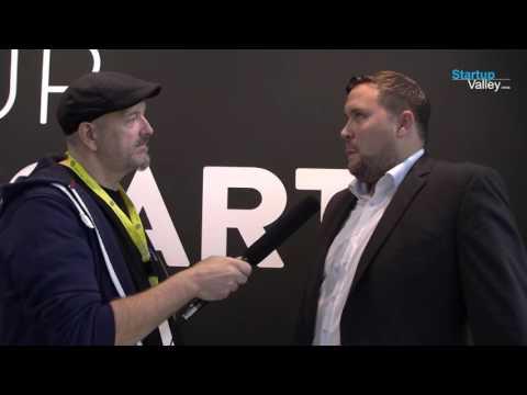 Michael Haufler Vorstand Startup Stuttgart e.V. auf der IT & Business