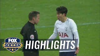 Tottenham Hotspur vs. Rochdale | 2017-18 FA Cup Highlights