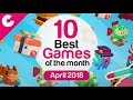 Top 10 Best Android/iOS Games - Free Games 2018 (April)