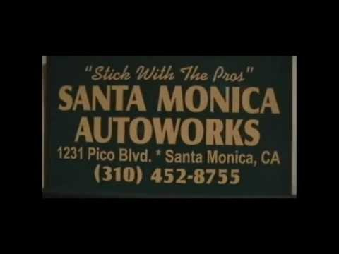 """Santa Monica Autoworks     """"  Early Commercial """""""