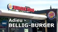 BULETTEN-BRATER: Burger King startet Qualitätsoffensive