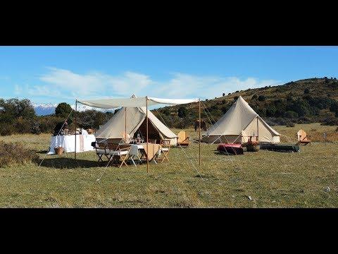 Luxury Travel Argentina's lake district, Patagonia