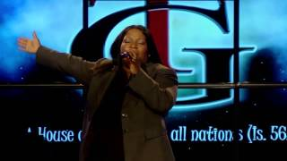 St. Espri Sele mwen_ Medine P_ Tabernacle of Glory on ShekinahTel