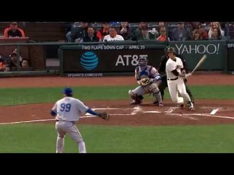 Yasiel Puig throws out belt at the plate
