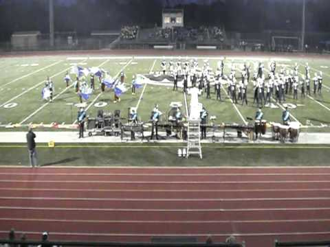 FHS Marching Band 10.23.10 Competition at W Bloomfield High School