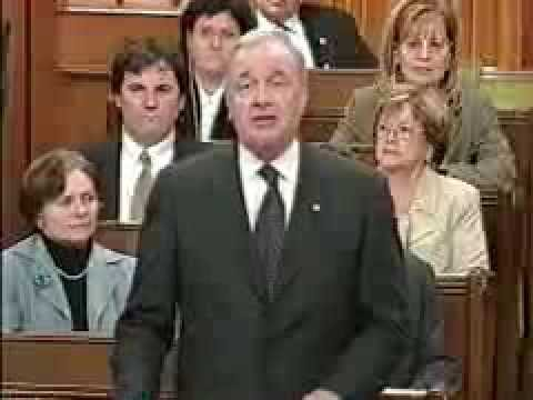 Canadian Same Sex Marriage Speech - Paul Martin