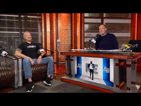 """2017 WWE Hall of Fame Inductee Diamond Dallas Page Talks """"DDP Yoga"""" & More - 3/22/17"""
