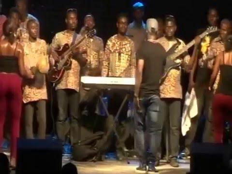 King Sule Alao Malaika - Live Performance @ Music Africa Beach Splash 2015