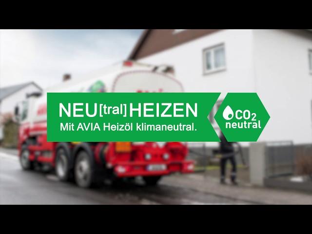 Rödl energie - AVIA Heizöl klimaneutral