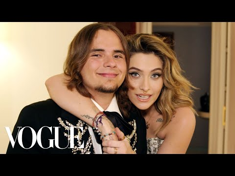 Paris and Prince Jackson Get Ready Together | Vogue. http://bit.ly/2GPkyb3