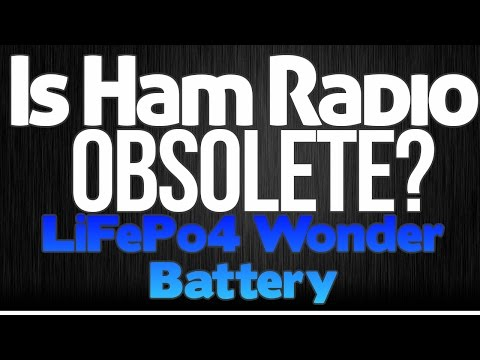 Is Ham Radio Dead? Proof!! | QRP Ranger LifePo4 - K6UDA Radio Episode 20