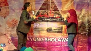 CINTA TAK TERPISAHKAN ~BRODIN LIVE BERSAMA PAYUNG SHOLAWAT HONGKONG (JEAND82)