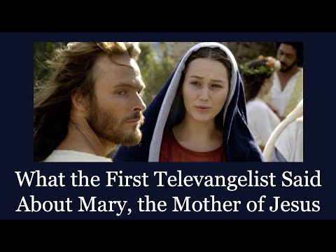 What Fulton Sheen, the First Televangelist Said About Mary, the Mother of Jesus