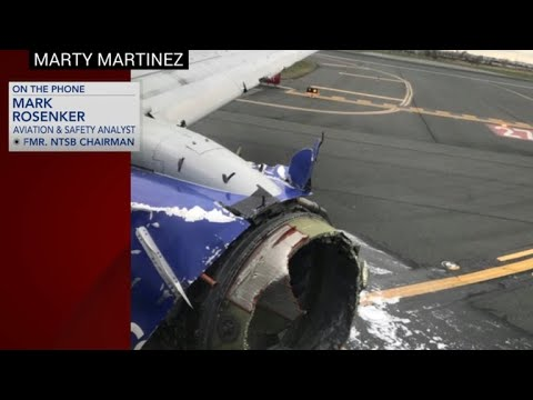 Details on Southwest plane emergency landing in Philadelphia