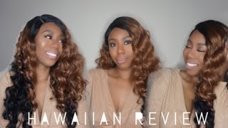 Divatress.com | Outre Hawaiian Hair Review