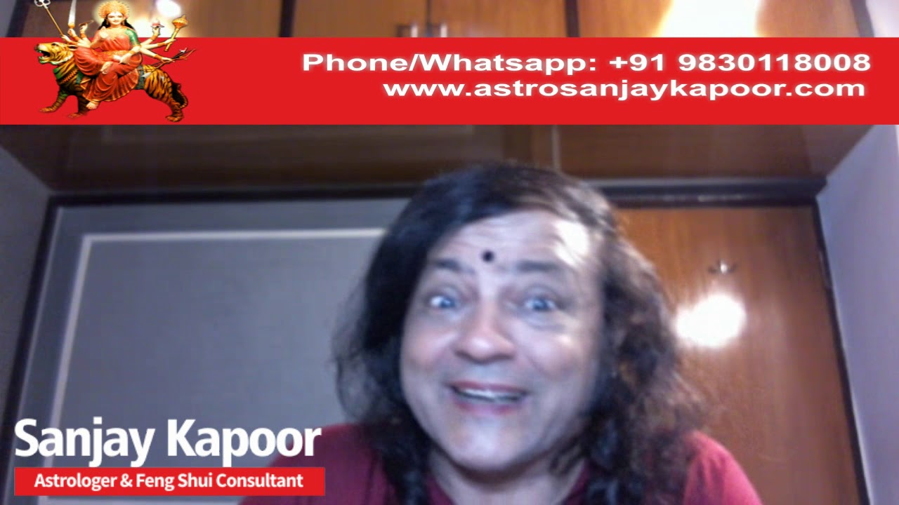 Ill effects of Planet Rahu wid remedy – Astrologer Sanjay Kapoor
