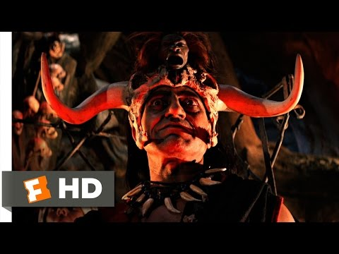 Indiana Jones and the Temple of Doom (5/10) Movie CLIP - Ritual Heart Removal (1984) HD