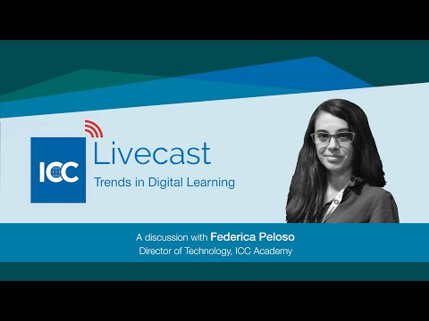 ICC Livecast - Trends In Digital Learning