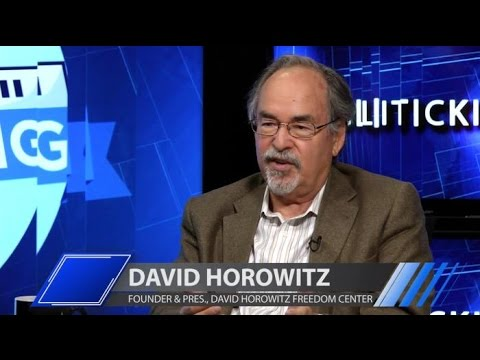 NY Times bestselling author David Horowitz joins Larry King on PoliticKING | Larry King Now | Ora.TV