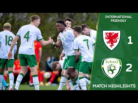 HIGHLIGHTS | Wales U21 1-2 Ireland U21