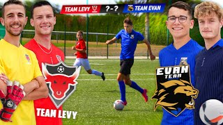 MATCH TEAM @Evan Switch VS TEAM @LEVY ! (En 7 vs 7)