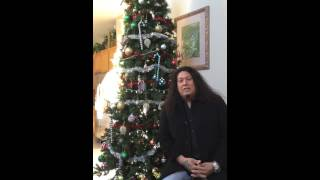 TESTAMENT - 3 Days 'Til Christmas (CHUCK BILLY on FAVORITE CHRISTMAS MEMORY)