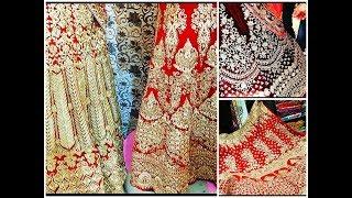 wholesale lehenga shops in chandni chowk | Cheapest lehanga market in delhi thumbnail