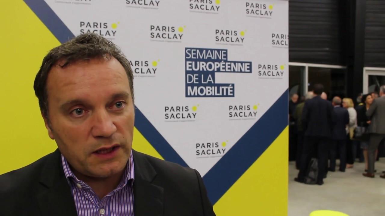 Futur de la mobilité à Paris-Saclay : le rôle de l'agglomération