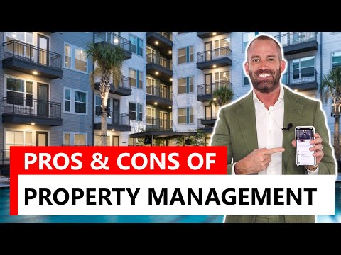 Pros and Cons of Property Management Career