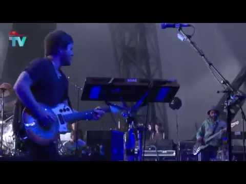 Elbow - Grounds for Divorce - live at Eden Sessions 2014