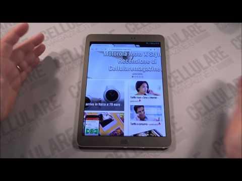 SAMSUNG TAB S2 8 LTE: la Recensione di Cellularemagazine.it