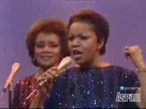 Staple Singers - Slippery People (Live)