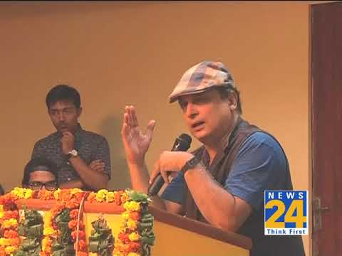 Renowned Actor Piyush Mishra's guest lecture in ISOMES