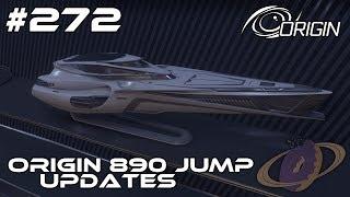 Star Citizen #272 Origin 890 Jump - Updates [Deutsch] [4k]
