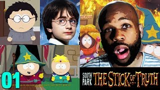 South Park Stick of Truth Gameplay Walkthrough Part 1 - Creation of Harry Potter