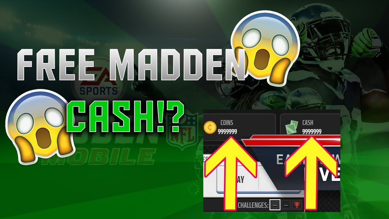 how to get free madden mobile cash free money get free madden