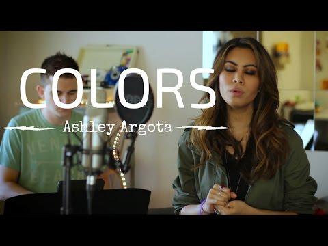 Colors  Halsey Ashley Argota Cover