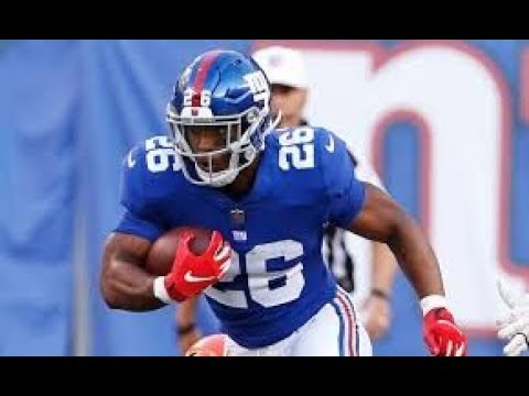 9b2a7f1d115 New York Giants Film Session || Saquon Barkley Preseason Debut - YouTube