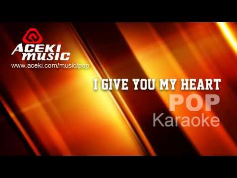 Lyrical Jazz (Pop) Singapore  - I Give You My Heart (Karaoke)