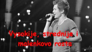 Martin Harich - Miss Moskva [lyrics]
