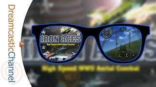 First Look: Iron Aces (Dreamcast)