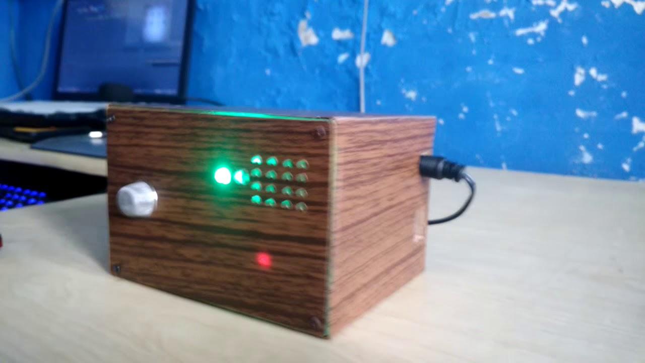 Smoke Alarm | Kerja Proyek XII TKJ B SMKN 1 Cimahi