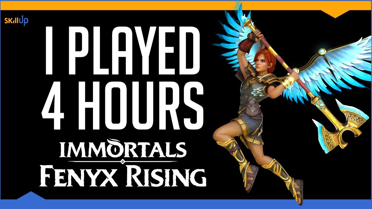 Not Gonna Lie: I Really Liked This (Immortal Fenyx Rising Impressions)