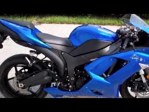 Kawasaki Ninja For Sale Tampa
