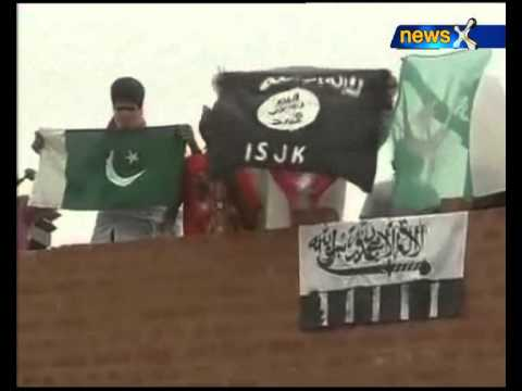 ISIS Flag Spotted Again In Kashmir Valley